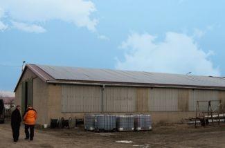 Solare Energie: Gesamtanlagengrösse 732 kWp