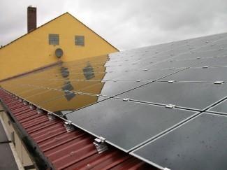 Mit Solar-Energie Geld sparen