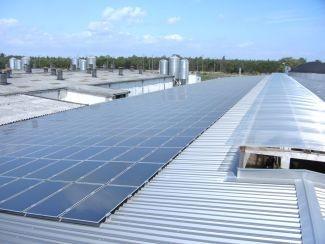 Kostengünstiger Strom dank Solar-Energie